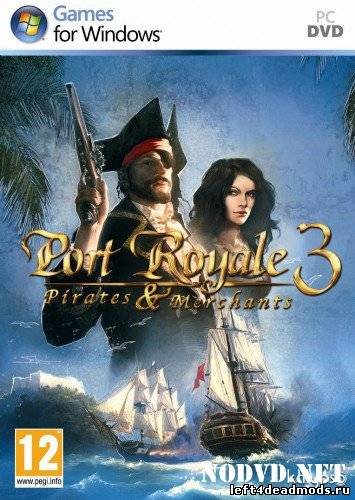 Port Royale 3: Pirates & Merchants[v.1.3.1]