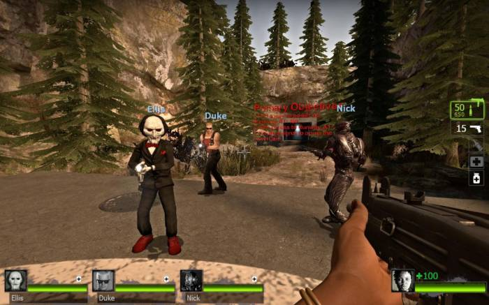 Если вы нашли новую версию Игры Нуд Мод русификатор NoDVD для Left 4 Dead 2